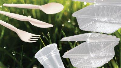 IlipBio termékcsalád (PLA alapanyagból)