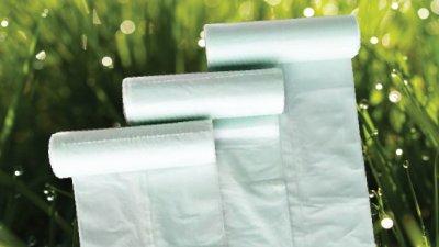 Bio rolltasakok (PLA alapanyagból)