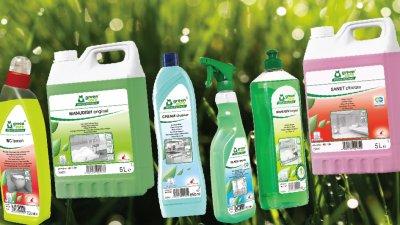 Tana Green Care Professional takarító- és tisztítószerek