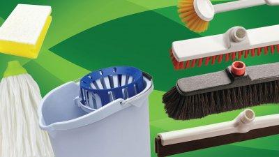 Tisztító- és takarítóeszközök
