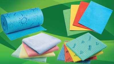 Törlőkendők, felmosó- és padlótörlő kendők